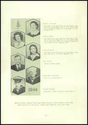 Page 12, 1944 Edition, Pine Bluffs High School - Pines Yearbook (Pine Bluffs, WY) online yearbook collection