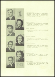 Page 7, 1944 Edition, Pine Bluffs High School - Pines Yearbook (Pine Bluffs, WY) online yearbook collection