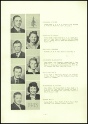 Page 8, 1944 Edition, Pine Bluffs High School - Pines Yearbook (Pine Bluffs, WY) online yearbook collection
