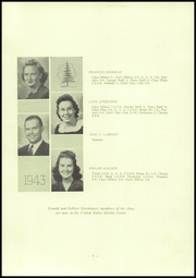 Page 9, 1944 Edition, Pine Bluffs High School - Pines Yearbook (Pine Bluffs, WY) online yearbook collection