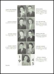 Page 11, 1946 Edition, Pine Bluffs High School - Pines Yearbook (Pine Bluffs, WY) online yearbook collection