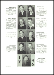Page 13, 1946 Edition, Pine Bluffs High School - Pines Yearbook (Pine Bluffs, WY) online yearbook collection