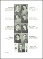 Page 9, 1946 Edition, Pine Bluffs High School - Pines Yearbook (Pine Bluffs, WY) online yearbook collection