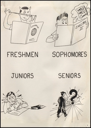 Page 11, 1952 Edition, Fremont County High School - Tiger Yearbook (Lander, WY) online yearbook collection