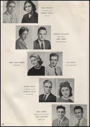 Page 14, 1952 Edition, Fremont County High School - Tiger Yearbook (Lander, WY) online yearbook collection