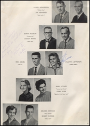 Fremont County High School - Tiger Yearbook (Lander, WY) online yearbook collection, 1952 Edition, Page 15
