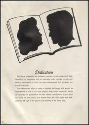 Page 6, 1952 Edition, Fremont County High School - Tiger Yearbook (Lander, WY) online yearbook collection