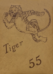 Page 1, 1955 Edition, Fremont County High School - Tiger Yearbook (Lander, WY) online yearbook collection