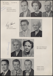 Page 11, 1955 Edition, Fremont County High School - Tiger Yearbook (Lander, WY) online yearbook collection