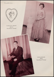 Page 17, 1955 Edition, Fremont County High School - Tiger Yearbook (Lander, WY) online yearbook collection