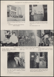 Page 7, 1955 Edition, Fremont County High School - Tiger Yearbook (Lander, WY) online yearbook collection