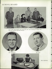 Page 10, 1956 Edition, Fremont County High School - Tiger Yearbook (Lander, WY) online yearbook collection