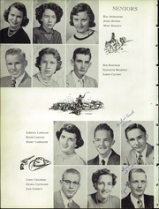 Page 12, 1956 Edition, Fremont County High School - Tiger Yearbook (Lander, WY) online yearbook collection