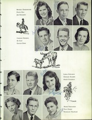 Page 13, 1956 Edition, Fremont County High School - Tiger Yearbook (Lander, WY) online yearbook collection
