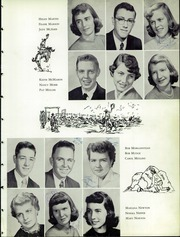 Page 15, 1956 Edition, Fremont County High School - Tiger Yearbook (Lander, WY) online yearbook collection