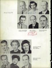 Page 8, 1956 Edition, Fremont County High School - Tiger Yearbook (Lander, WY) online yearbook collection
