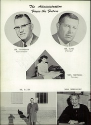 Page 10, 1958 Edition, Fremont County High School - Tiger Yearbook (Lander, WY) online yearbook collection