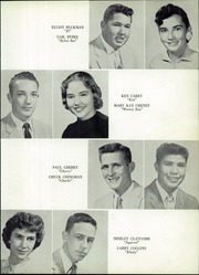 Page 13, 1958 Edition, Fremont County High School - Tiger Yearbook (Lander, WY) online yearbook collection