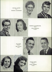 Page 15, 1958 Edition, Fremont County High School - Tiger Yearbook (Lander, WY) online yearbook collection