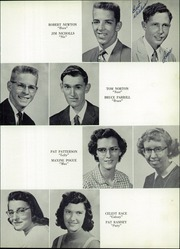 Page 17, 1958 Edition, Fremont County High School - Tiger Yearbook (Lander, WY) online yearbook collection
