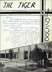 Page 5, 1958 Edition, Fremont County High School - Tiger Yearbook (Lander, WY) online yearbook collection