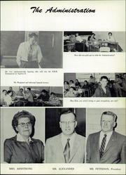 Page 7, 1958 Edition, Fremont County High School - Tiger Yearbook (Lander, WY) online yearbook collection