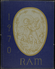 Page 1, 1970 Edition, Dubois Area High School - Ram Yearbook (Dubois, WY) online yearbook collection