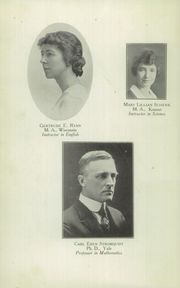 Page 12, 1920 Edition, University Preparatory School - Tassakooma Yearbook (Laramie, WY) online yearbook collection