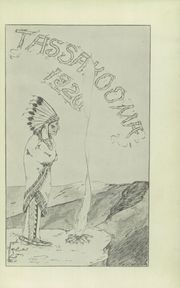 Page 5, 1920 Edition, University Preparatory School - Tassakooma Yearbook (Laramie, WY) online yearbook collection