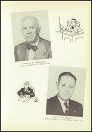 Page 15, 1949 Edition, University Preparatory School - Tassakooma Yearbook (Laramie, WY) online yearbook collection