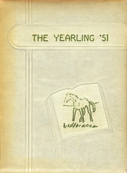 1951 Edition, University Preparatory School - Tassakooma Yearbook (Laramie, WY)