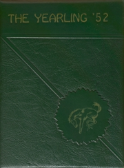 1952 Edition, University Preparatory School - Tassakooma Yearbook (Laramie, WY)