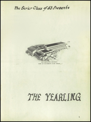 Page 3, 1953 Edition, University Preparatory School - Tassakooma Yearbook (Laramie, WY) online yearbook collection