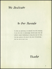 Page 5, 1953 Edition, University Preparatory School - Tassakooma Yearbook (Laramie, WY) online yearbook collection