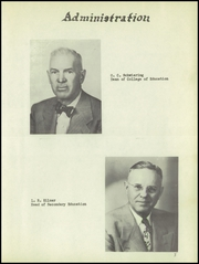 Page 7, 1953 Edition, University Preparatory School - Tassakooma Yearbook (Laramie, WY) online yearbook collection