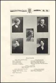 Page 16, 1926 Edition, Johnson County High School - Wyomalo Yearbook (Buffalo, WY) online yearbook collection