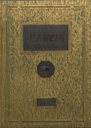 1930 Edition, Johnson County High School - Wyomalo Yearbook (Buffalo, WY)