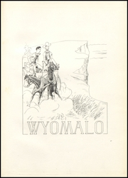 Page 5, 1931 Edition, Johnson County High School - Wyomalo Yearbook (Buffalo, WY) online yearbook collection