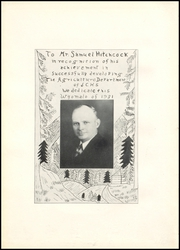 Page 6, 1931 Edition, Johnson County High School - Wyomalo Yearbook (Buffalo, WY) online yearbook collection