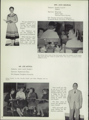 Page 16, 1958 Edition, Johnson County High School - Wyomalo Yearbook (Buffalo, WY) online yearbook collection