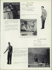 Page 17, 1958 Edition, Johnson County High School - Wyomalo Yearbook (Buffalo, WY) online yearbook collection