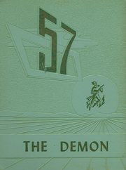 Page 1, 1957 Edition, Manderson Hyattville High School - Demon Yearbook (Manderson, WY) online yearbook collection