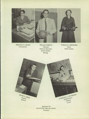 Page 11, 1957 Edition, Manderson Hyattville High School - Demon Yearbook (Manderson, WY) online yearbook collection