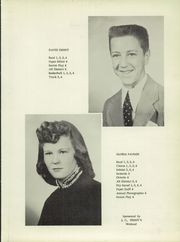 Page 13, 1957 Edition, Manderson Hyattville High School - Demon Yearbook (Manderson, WY) online yearbook collection