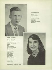 Page 14, 1957 Edition, Manderson Hyattville High School - Demon Yearbook (Manderson, WY) online yearbook collection