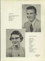 Page 15, 1957 Edition, Manderson Hyattville High School - Demon Yearbook (Manderson, WY) online yearbook collection