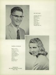 Page 16, 1957 Edition, Manderson Hyattville High School - Demon Yearbook (Manderson, WY) online yearbook collection