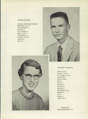 Page 17, 1957 Edition, Manderson Hyattville High School - Demon Yearbook (Manderson, WY) online yearbook collection