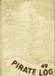 1949 Edition, Reliance High School - Pirate Log Yearbook (Reliance, WY)