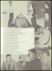 Page 13, 1951 Edition, Reliance High School - Pirate Log Yearbook (Reliance, WY) online yearbook collection